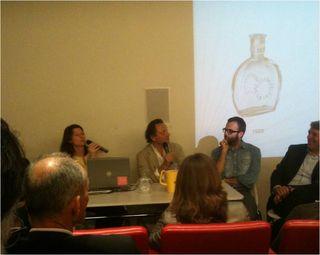 Conférence Design Arts Décoratifs Ricard Marketing